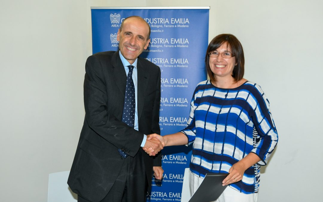 Accordo tra Confindustria Emilia Area Centro e Ordingbo