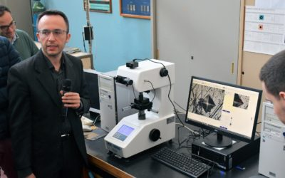 Associazione Meccanica dona un microdurometro all'Aldini