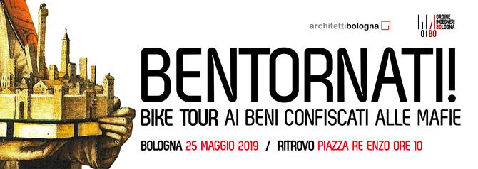 Bike tour a Bologna il 25 maggio: alla scoperta dei beni confiscati alle mafie