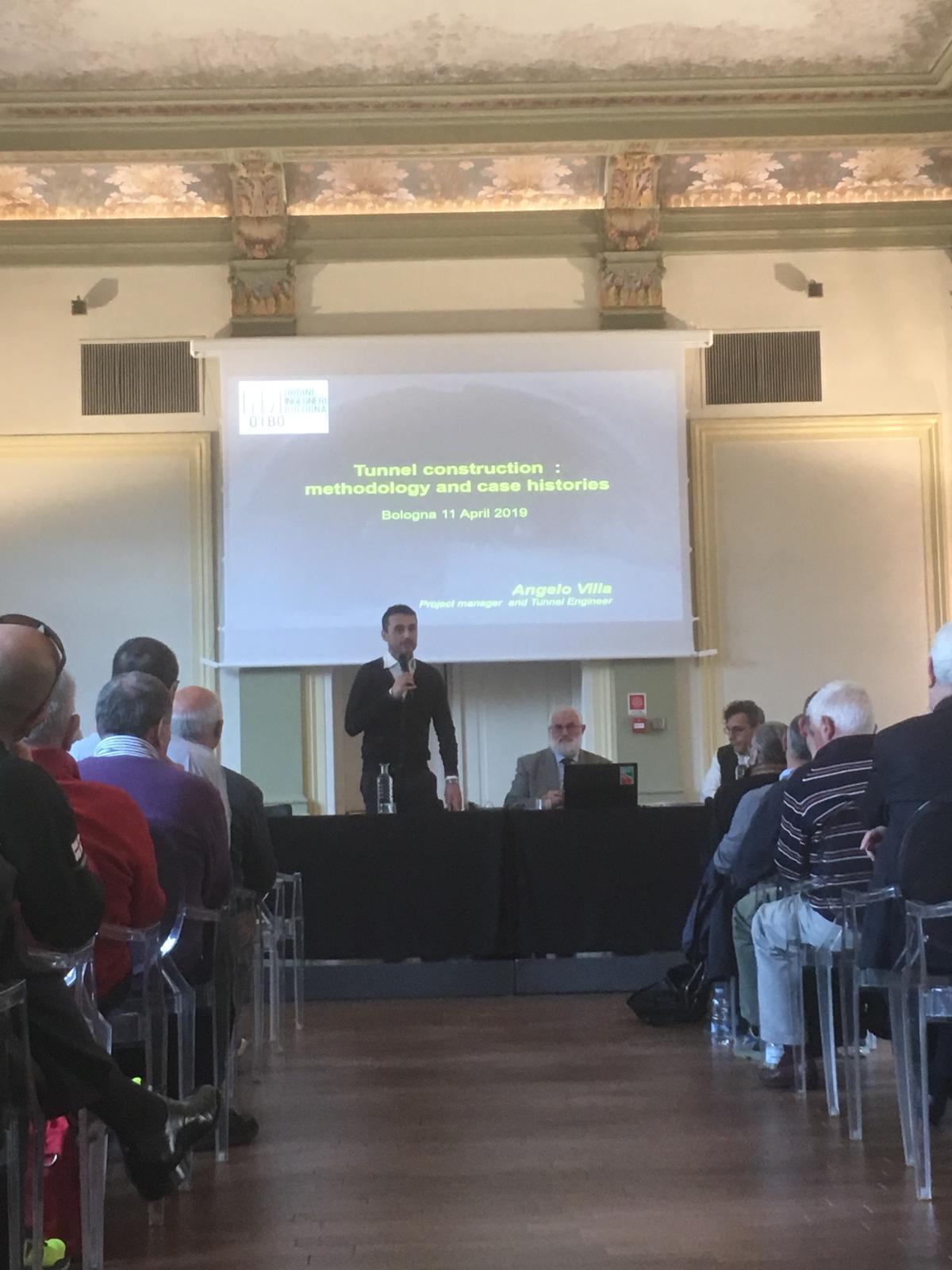 Seminario Gallerie: focus sulla sicurezza infrastrutturale