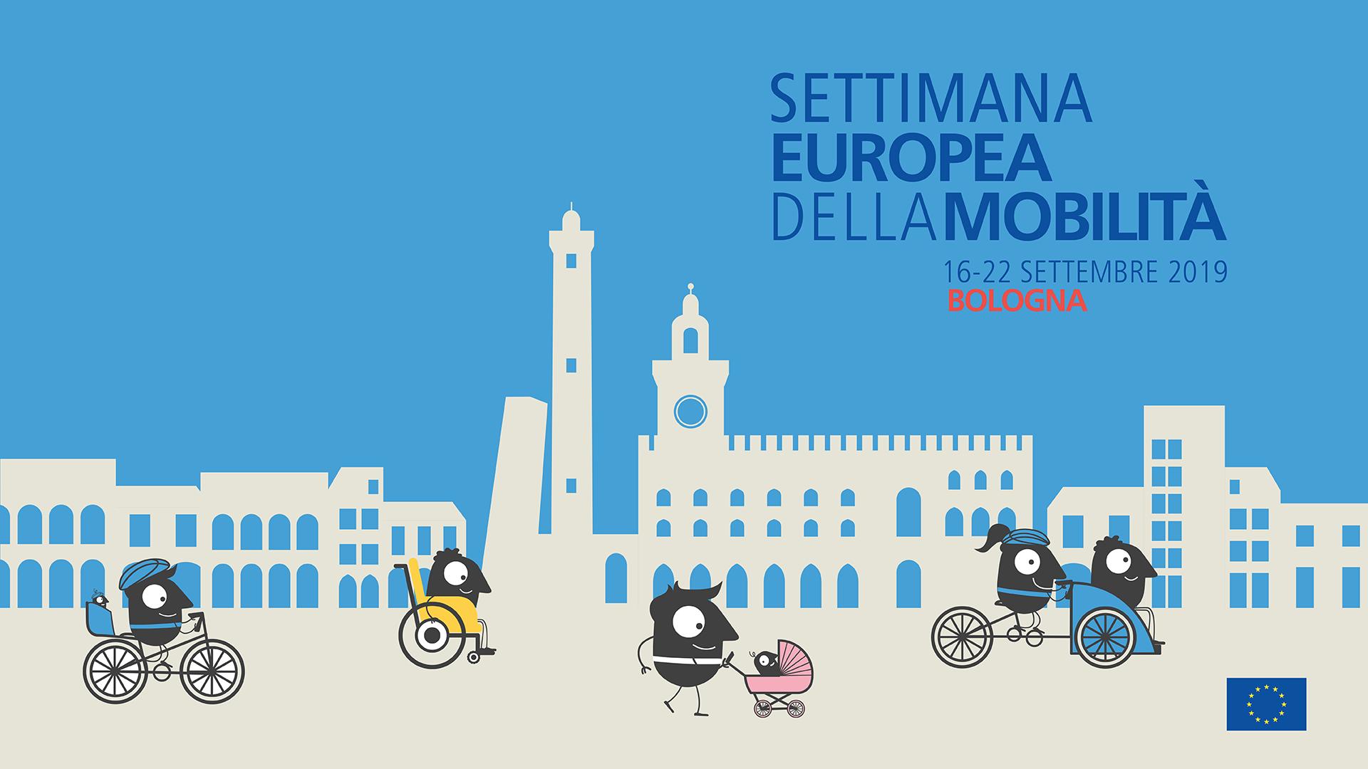 Settimana Europea della Mobilità 2019: camminare e pedalare a Bologna