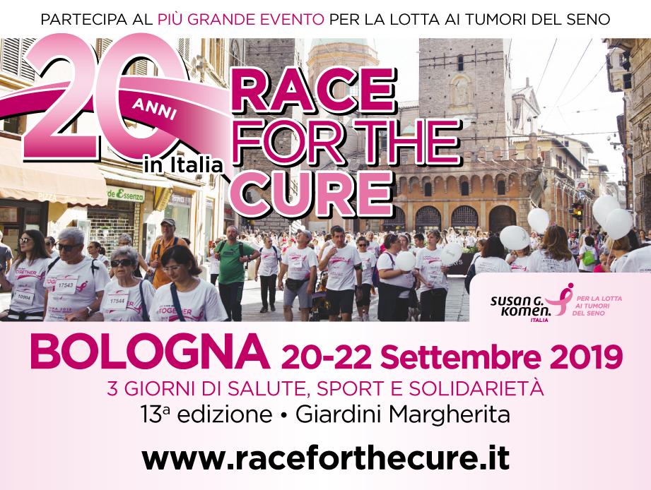Race for the Cure Bologna: iscriviti e partecipa con l'Ordine