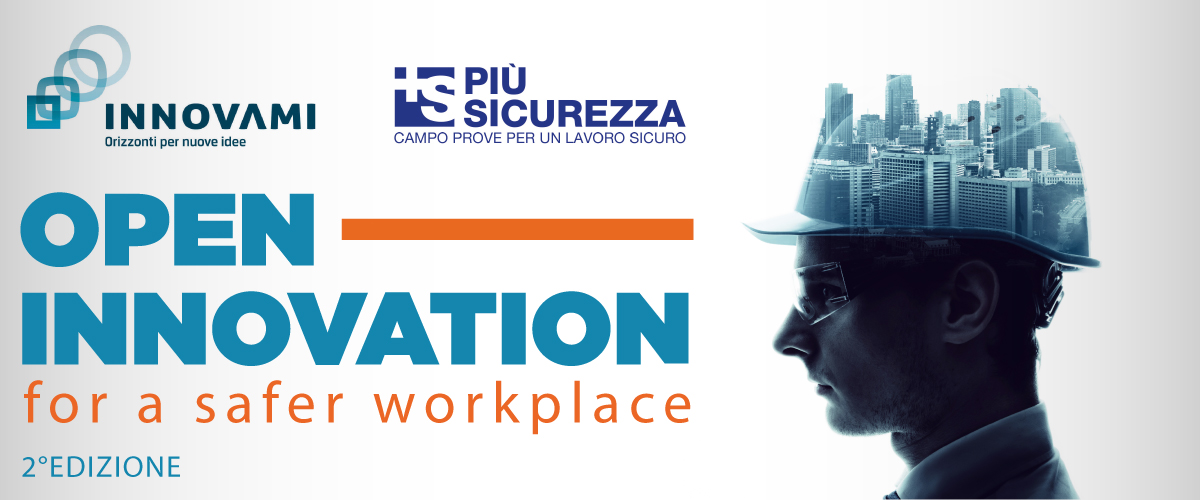"Sicurezza sul lavoro: il premio ""Open Innovation for a safer workplace"""