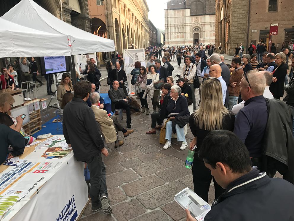Prevenzione Sismica, Ingegneri ed Architetti scendono in piazza