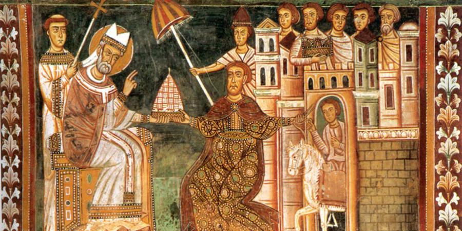 Messa in onore dei Santi Quattro Coronati Santi Patroni delle Arti Murarie