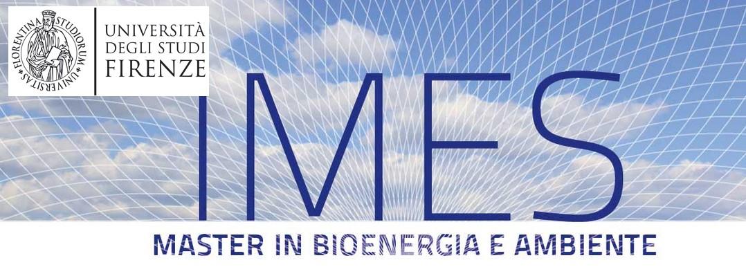 Al via le iscrizioni per il Master IMES in Bionergia e Ambiente dell'UNIFI