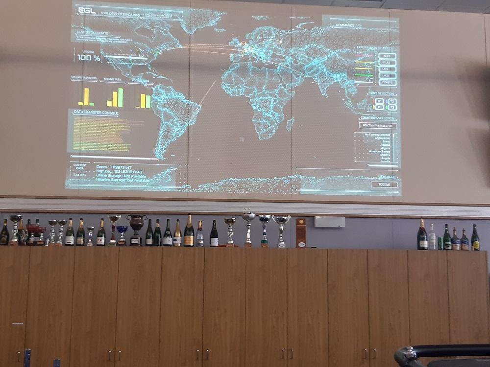 Visita al CERN ingegneri Bologna