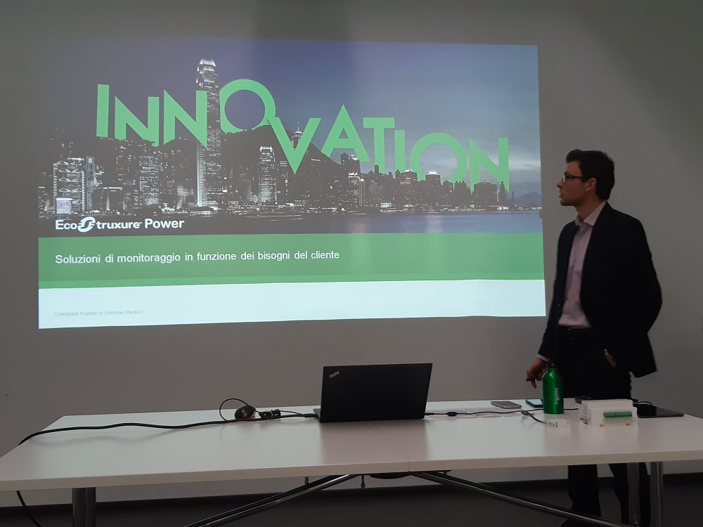 Network Giovani Ingegneri Visita Hub Innovation