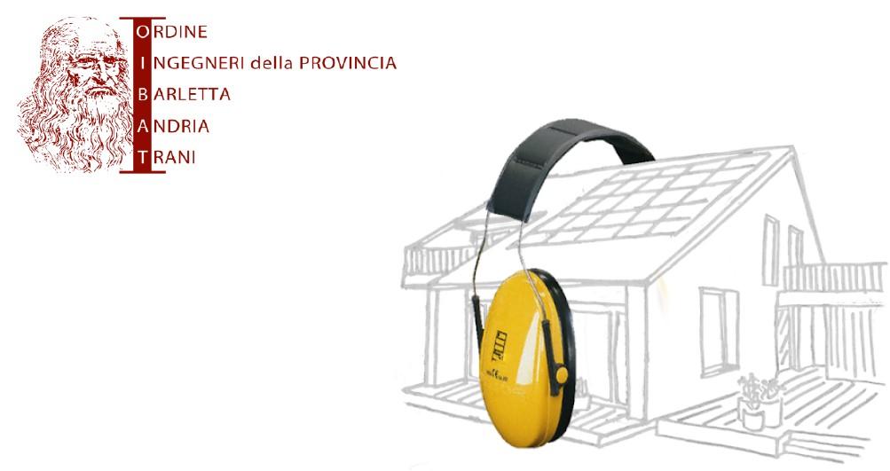 Corso di aggiornamento per tecnici competenti in acustica