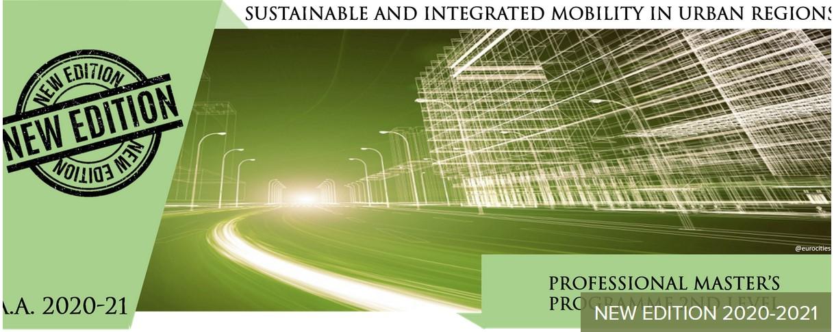 Mobilità sostenibile e integrata: al via le selezioni per la seconda edizione del Master Universitario