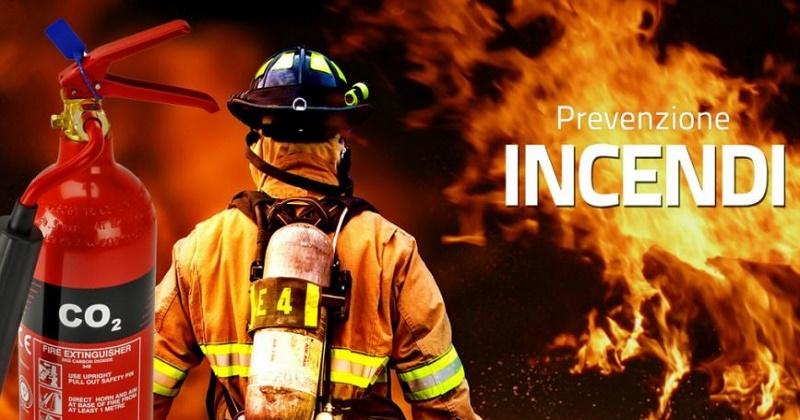 In partenza il corso base di specializzazione in prevenzione incendi