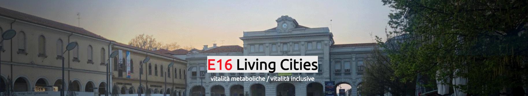 """European 16^ edizione: concorso di Idee sul tema """"Living Cities"""""""