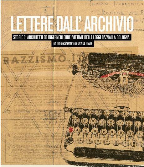 Proiezione in Piazza Maggiore del documentario Lettere dall'Archivio prodotto dagli Ingegneri e Architetti di Bologna