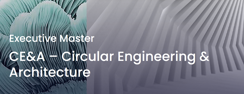 Ultimi giorni per iscriversi al Master CE&A – Circular Engineering & Architecture